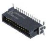 Konektor plošný spoj-plošný spoj vidlice PIN:26 1,27mm 2,3A