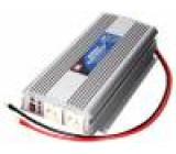 Měnič napětí 12V DC/AC 1500W Uvýst:230VAC Výv: síťové 230 V
