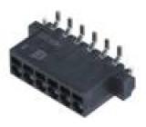 Konektor kabel-pl.spoj PIN:6 2,54mm Řada: har-flexicon SMT