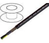 Kabel ÖLFLEX® CLASSIC 110 CY BLACK 4x2,5mm2 PVC