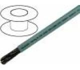 Kabel licna CU 2x4mm2 PVC 300/500V H05VV5-F