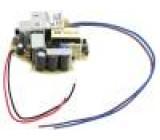 Zdroj spínaný pro diody LED 60,2W 28÷43VDC 1400mA 90÷295VAC