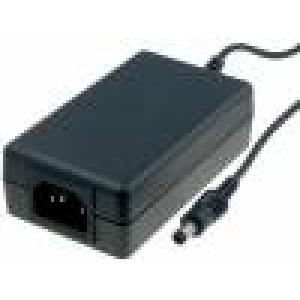 Zdroj spínaný 48VDC 0,31A Výv:5,5/2,1 15W 100x58,5x32,8mm