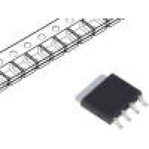 PSMN0R9-25YLC.115 Tranzistor: N-MOSFET unipolární 25V 100A 272W PowerSO8
