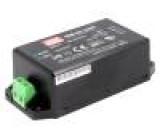 Zdroj spínaný 60W 120÷370VDC 85÷264VAC Výstupy:1 24VDC 2,5A