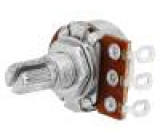 Potenciometr axiální jednootáčkový 10kΩ 125mW ±20% na kabel