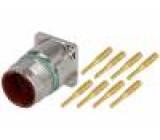 Konektor LS1 Zajištění: sešroubováním, vnější závit vidlice