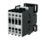 Stykač 3-pólový Pomocné kontakty: NO 24VAC 10A NO x3 4kW