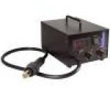 Horkovzdušná stanice analogová 500W 100÷480°C 4kg