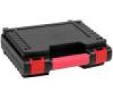 Zásobník: přepravní kufřík 273x222x84mm