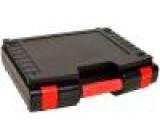 Zásobník: přepravní kufřík 390x314x102mm