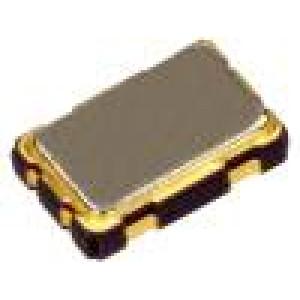 Generátor keramický filtr 3,6864MHz SMD 3,3V ±50ppm -40÷85°C