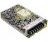 Zdroj spínaný modulový 156W 24VDC Uvýst:21,6÷28,8VDC 6,5A