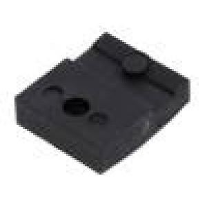 Držák pro montáž tranzistorů TO218 polyamid
