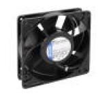 Ventilátor: AC axiální 230VAC 127x127x38mm 180m3/h 44dBA