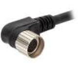 Konektor M23 Zajištění: sešroubováním, vnitřní závit zásuvka