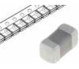 Kondenzátor keramický 220nF 6,3V X5R ±10% SMD 0402 -55÷85°C