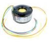 Transformátor toroidní audio 50VA 0,008÷40kHz 200mA