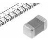 Kondenzátor keramický 33pF 50V C0G ±5% SMD 0603 -55÷125°C