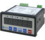 Počitadlo: elektronický Zobrazovač LED Počítaná velič: impulsy