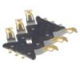 Konektor pro karty Nano SIM nízkoprofilové SMT PIN:6