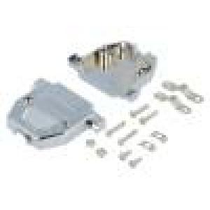 Kryt pro konektory D-Sub D-Sub HD 44pin, D-sub 25pin stíněný