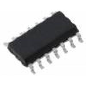 CMT2150A Integrovaný obvod: vysílač 1-wire Síť: RF SOP14 1,8÷3,6VDC