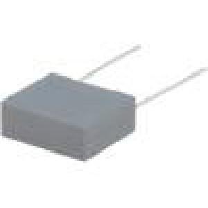 Kondenzátor polypropylénový 4,7nF 630VDC 10mm ±10% 4x9x13mm