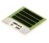 Rezistor: thick film topný lepením 450mΩ 20W 12,7x12,7x1mm
