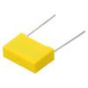 JFZ-100N/310-P15 Kondenzátor polypropylénový X2 100nF 15mm ±10% 18x12x6mm
