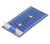 Rezistor: thick film topný přišroubováním 100W Mat: ocel 170°C