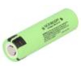 Akum: Li-Ion MR18650 3,6V 2900mAh Ø18,5x66,5mm