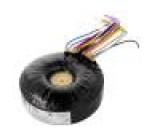 Transformátor toroidní audio 220VA 115/115VAC 270-270V 300mA