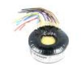 Transformátor toroidní audio 80VA 115/115VAC 280V 3,2-3,2V