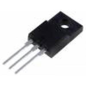 SPA02N80C3 Tranzistor: N-MOSFET unipolární 800V 2A 30,5W PG-TO220-3-FP