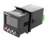 Počitadlo: elektronický Zobrazovač:2x LCD Druh vstupů: NPN, PNP