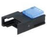 Zástrčka kabel-kabel/plošný spoj zásuvka PIN:4 2mm IDC 32V