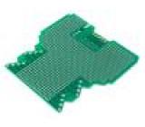 Příslušenství ke krytům: prototypová deska ME MAX 22.5 zelená