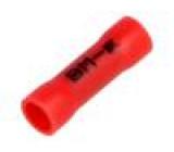 Spojka 0,25÷1,5mm2 krimpovací na kabel izolovaná pocínovaný