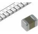 Kondenzátor keramický 0,01uF 50V C0G ±1% SMD 0805