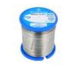 Pájka Sn63Pb37 drát 1mm 500g Tavidlo: No Clean