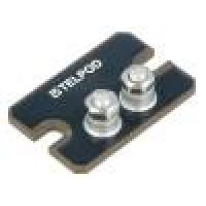 Rezistor: thick film přišroubováním 10kΩ 100W ±5% 38x25x2mm