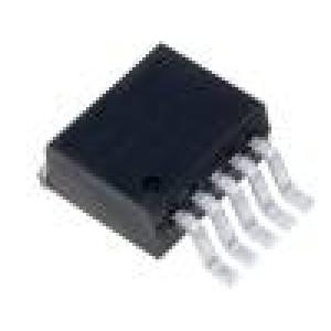 NCV4275ADS50R4G Stabilizátor napětí LDO, nastavitelný 5V 0,45A D2PAK-5 SMD