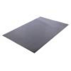 Tepelně vodivá podložka: gelová L:300mm W:200mm D:1mm 2,5W/mK