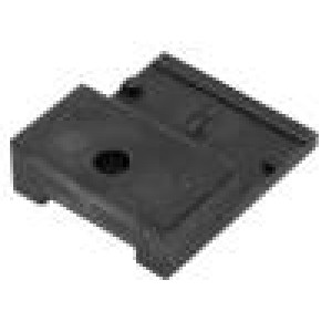 Držák pro montáž tranzistorů TO247 černá