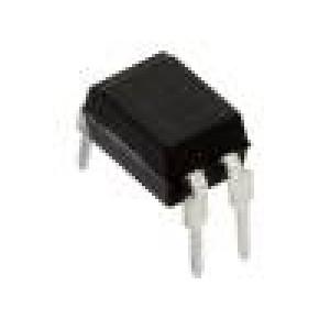 PC817X2NSZ0F Optočlen THT Kanály:1 Výst: tranzistorový Uizol:5kV Uce:80V