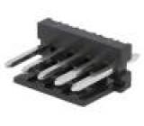 Zásuvka kabel-pl.spoj vidlice PIN:5 3,96mm THT MAS-CON přímý