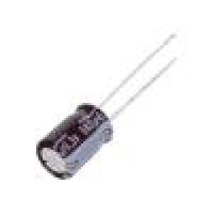 Kondenzátor elektrolytický s nízkou impedancí THT 680uF 6,3V