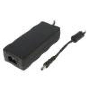 Zdroj spínaný 15VDC 6A Výv:5,5/2,5 90W -30÷70°C Vst: IEC C14