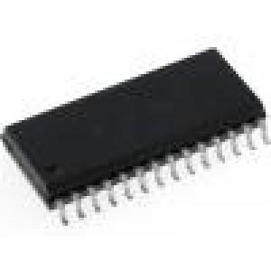 32MX270F256B-I/SO Mikrokontrolér PIC SRAM:64kB 40Hz SMD SO28